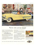GM Chevrolet- Only Young Twice