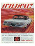 GM Buick-Wildcat Sports Car