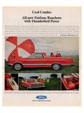 Ford 1967 Cool Combo Ranchero