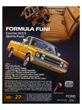 Ford 1982 Courier Sports Truck