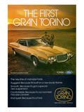 Ford 1972 Gran Torino 2-Door
