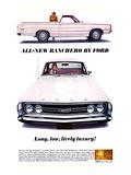 Ford 1968 All-New Ranchero