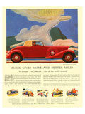 GM Buick - More & Better Miles