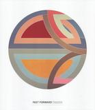 Sinjerli Variation I Reproduction d'art par Frank Stella