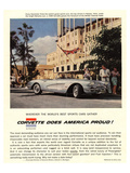 GM Corvette Does America Proud