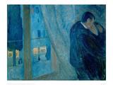 The Kiss  1892