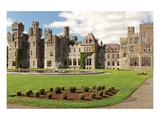 Medieval Ashford Castle Ireland