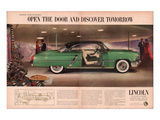 Lincoln 1953 Discover Tomorrow