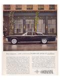 Lincoln 1961 Advanced Design