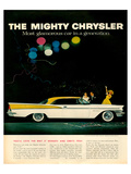 Mighty Chrysler Saratoga