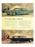 Lincoln 1958 - Unmistakably