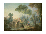 The Bridge  1761