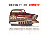 Plymouth - Suddenly It's 1960