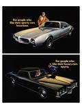 Pontiac-Sporty Cars Luxurious