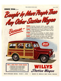 Willys Station Wagon Since1946