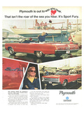 Plymouth Sport Fury Convertible