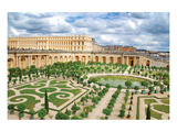 Versailles Garden Paris France