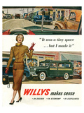 Willys - It Was a Tiny Space…