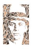 Meyer Lansky Tableau sur toile par Cristian Mielu