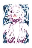 Marylin Monroe Tableau sur toile par Cristian Mielu