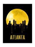 Atlanta Skyline Yellow