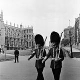 Windsor Castle  Berkshire  1954