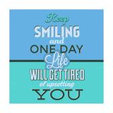 Keep Smiling 1