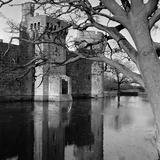 Bodiam Castle  East Sussex  1966