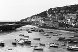 Mousehole Harbour  1975