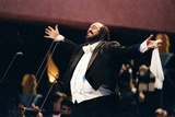 Luciano Pavarotti's Free Concert  Hyde Park  1991