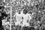 Manchester United Footballers Bobby Charlton and George Best 1969