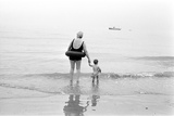 Eastbourne Beach  1968