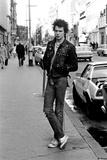 Sex Pistols Guitarist Sid Vicious 29th March 1977