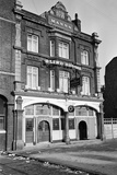 The 'Blind Beggar' Public House on Whitechapel Road in Mile End 1969