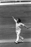 Ian Botham England's new star stole the show at Lords  1978