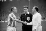 Stoke v Real Madrid  1963
