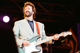 Eric Clapton at Nelson Mandela's 70th Birthday Concert 1988
