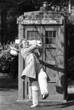 Peter Davison of Dr Who  1981