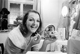 Penelope Keith  Star of BBC Tv Series 'The Good Life 1976