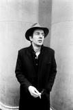 "Joe Strummer of ""The Clash"" January 1981"