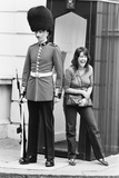 Guardsman Outside Clarence House  1981