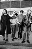Sex Pistols news press conference at EMI Offices in Manchester 1976