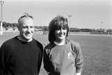 Bill Shankly Liverpool Manager
