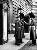 Changing the Guard at Buckingham Palace  1968