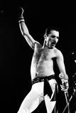 Rock group Queen in concert at Wembley Arena 1984