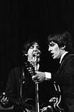 Beatles performing San Francisco August 1964