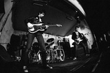 Punk Group 'The Stranglers' Performing in Manchester  1977