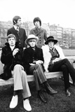 Rolling Stones in Green Park  London 1967