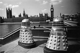The Filming of Dr Who - Daleks 1964