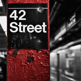 42nd St Square